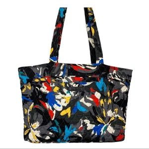 VERA BRADLEY MULTI COLOR SPLASH TOTE
